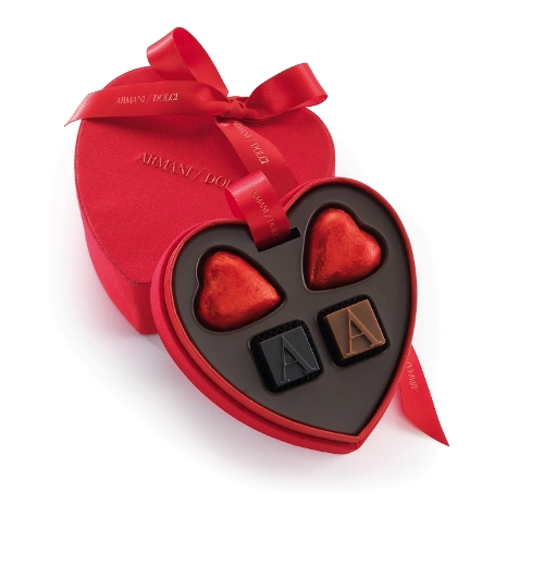 【Armani Dolci 】Valentine's Day - 4chocolates box